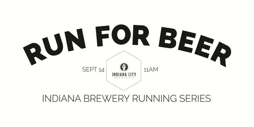 Beer Run - Indiana City Brewing Company - Part of the 2019 Indy Brewery Running Series