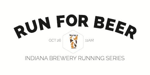 Beer Run - Metazoa Brewing Co HALLOWEEN SPOOKTACULAR! - Part of the 2019 Indy Brewery Running Series