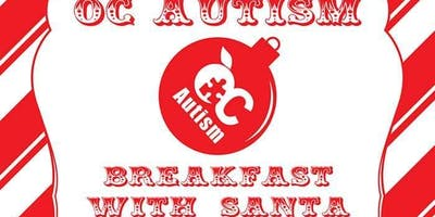 9th Annual OC AUTISM BREAKFAST WITH SANTA: It's a Pajama Party!