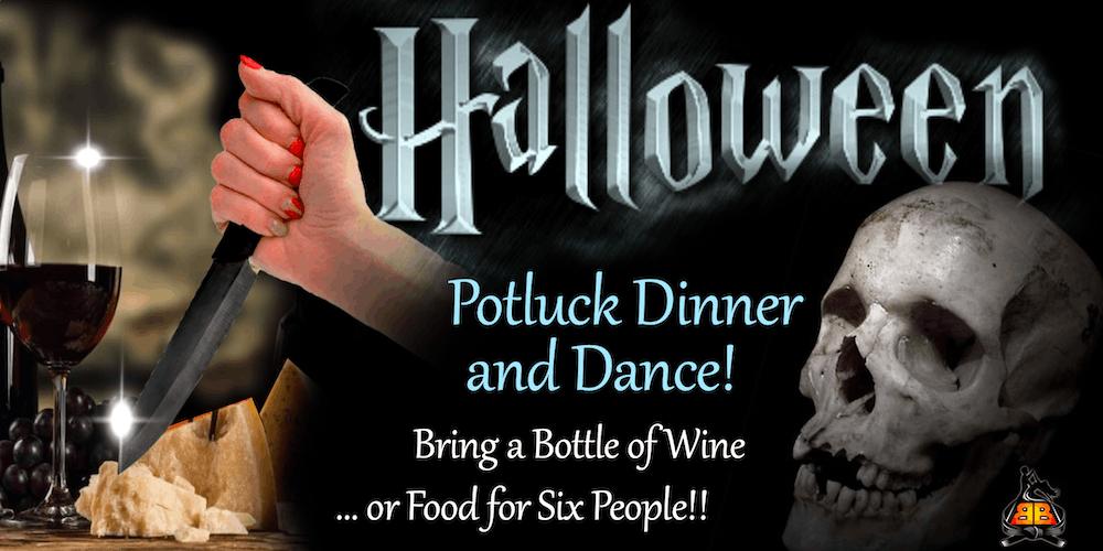 f3b441dcaed7 Halloween Night Salsa Class, Potluck Dinner & Dance!! Tickets, Thu, Oct 31,  2019 at 7:30 PM | Eventbrite