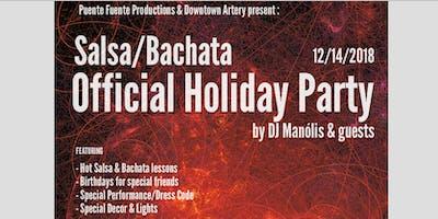 Official Salsa/Bachata Holiday Party