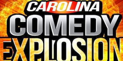 Carolina Comedy Explosion Bruh Man