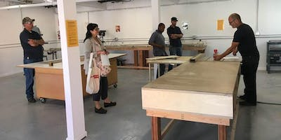 Woodshop Safety Certification (for Bridge Co-Working Members)