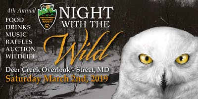 Night with the Wild - 4th Annual Wildlife Fundraiser