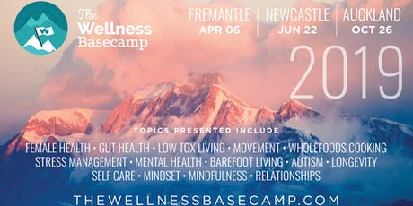The Wellness Basecamp Auckland tickets