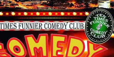 Ten Times Funnier Comedy Club-Indianapolis