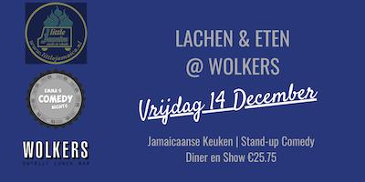 LACHEN & ETEN @ WOLKERS
