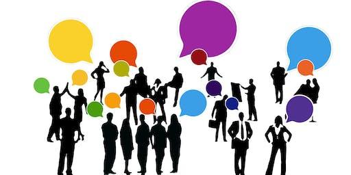 Unternehmer*innen-Open-Space (Mini-Workshops/ähnlich wie ein Barcamp)