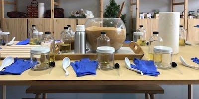 Holiday Sugar Scrub Workshop & WINE