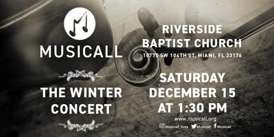 Musicall, The Winter Concert 2018