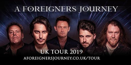 A Foreigners Journey tickets
