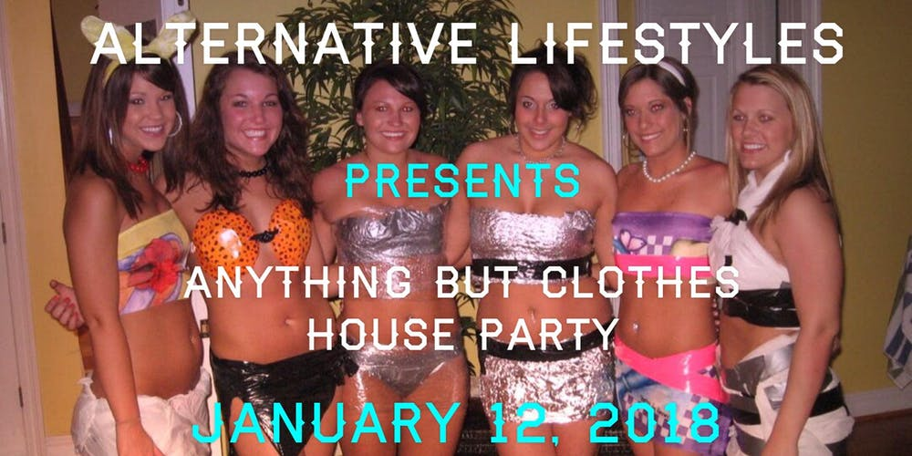 anything but clothes swinger house party tickets sat jan 12 2019