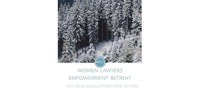 Women Lawyer Empowerment Retreat