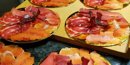 Salumi Fridays - One-hour Tasting Workshops