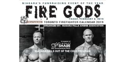 Fire Gods Niagara Falls Fundraiser Event
