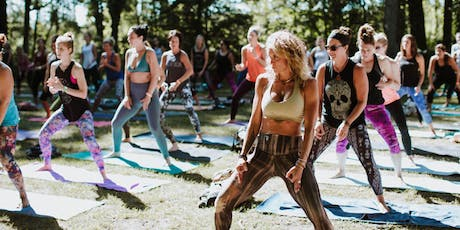 2019 Barefoot & Free Yoga Festival tickets