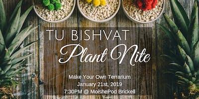 Tu Bishvat Plant Nite