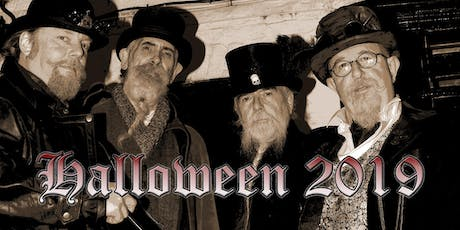 Halloween Night Ghost Walk 2019 tickets