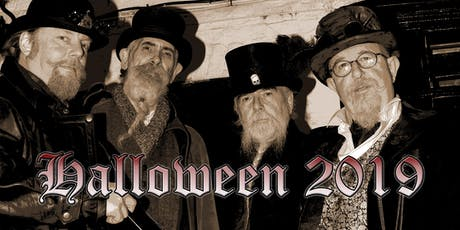 Halloween Saturday Ghost Walk tickets