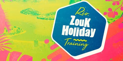 Rio Zouk Holiday Training - 30 Days