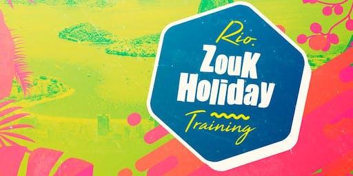 Rio Zouk Holiday Training - 30 Days
