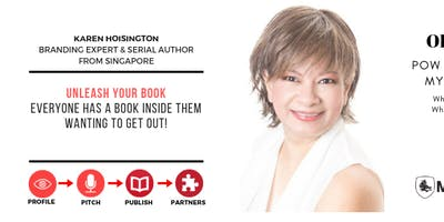 UNLEASH YOUR BOOK