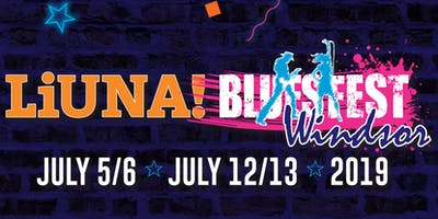 LiUNA! Bluesfest Windsor