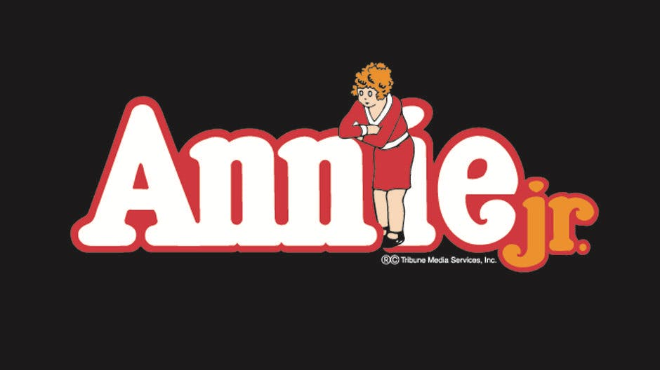 Annie JR Tickets Friday, December 21st at 7:00pm