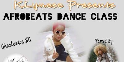 K.Lynese Presents: Afrobeat Dance Class With Sayra
