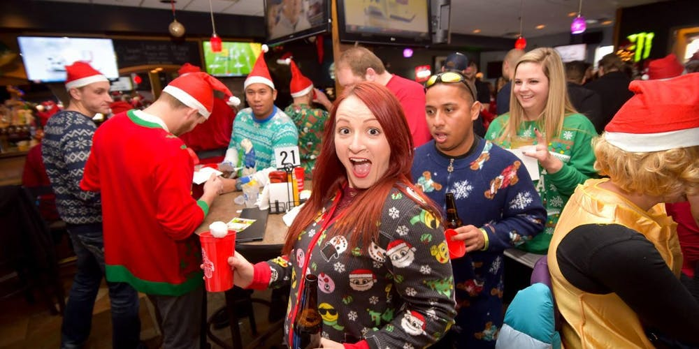 Okc Christmas Events.2nd Annual 12 Bars Of Christmas Bar Crawl Okc Tickets