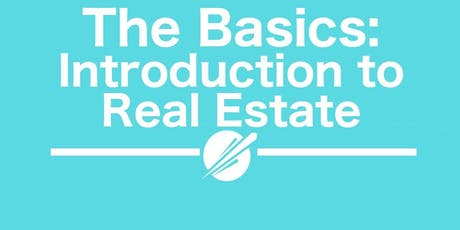 Introduction to Real Estate Investing - Bellevue tickets