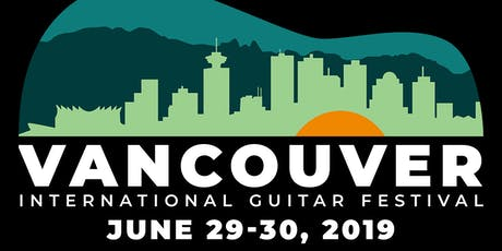 Vancouver International Guitar Festival tickets