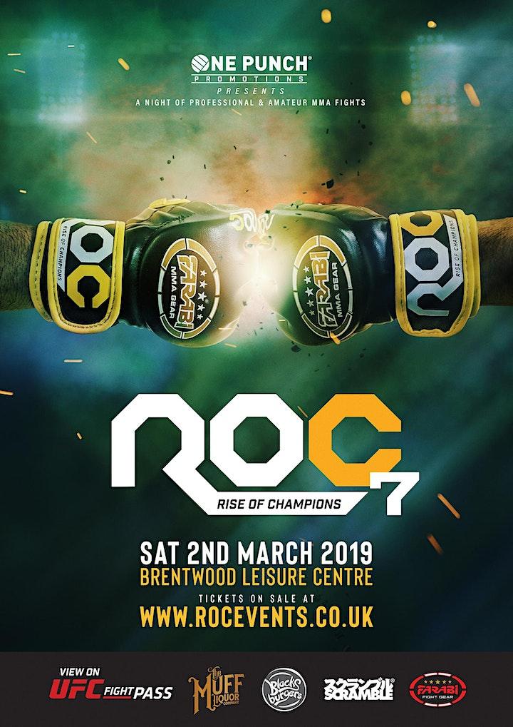 ROC 7 - Rise of Champions image