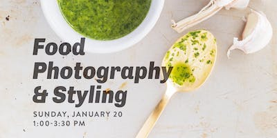 Food Photography & Styling