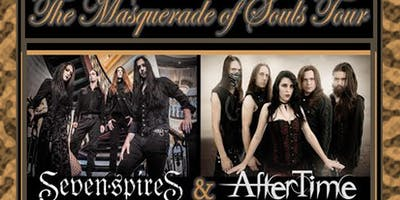 Seven Spires/AfterTime/ Ostracized/ Flesh To Dust/