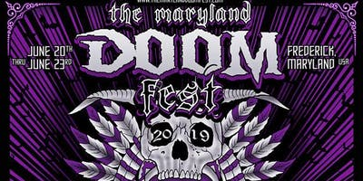 The Maryland Doom Fest 2019 WEEKEND PASSES