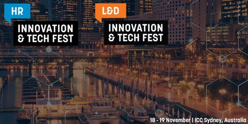 HR and L&D Innovation & Tech Fest AUS 2019