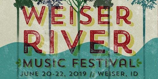 Weiser River Music Festival 2019