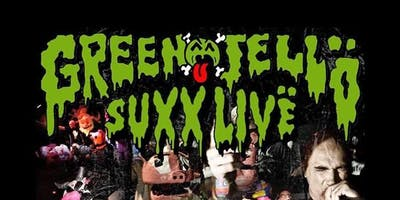 Green Jelly SUXX Live