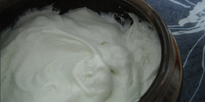 Natural Lotion Making Class