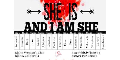 She Is Awards & Luncheon Gathering
