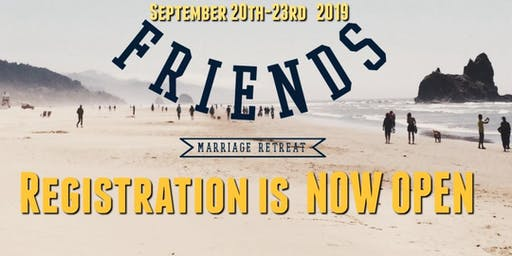 Lovers and Friends Marriage Retreat Registration