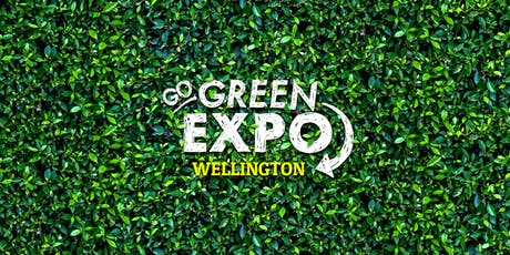 Wellington Go Green Expo 2019 tickets