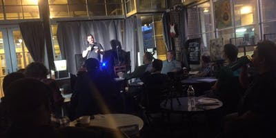 Do you have bars? Comedians Open Mic at Rock \