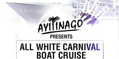 All White Carnival Boat Cruise
