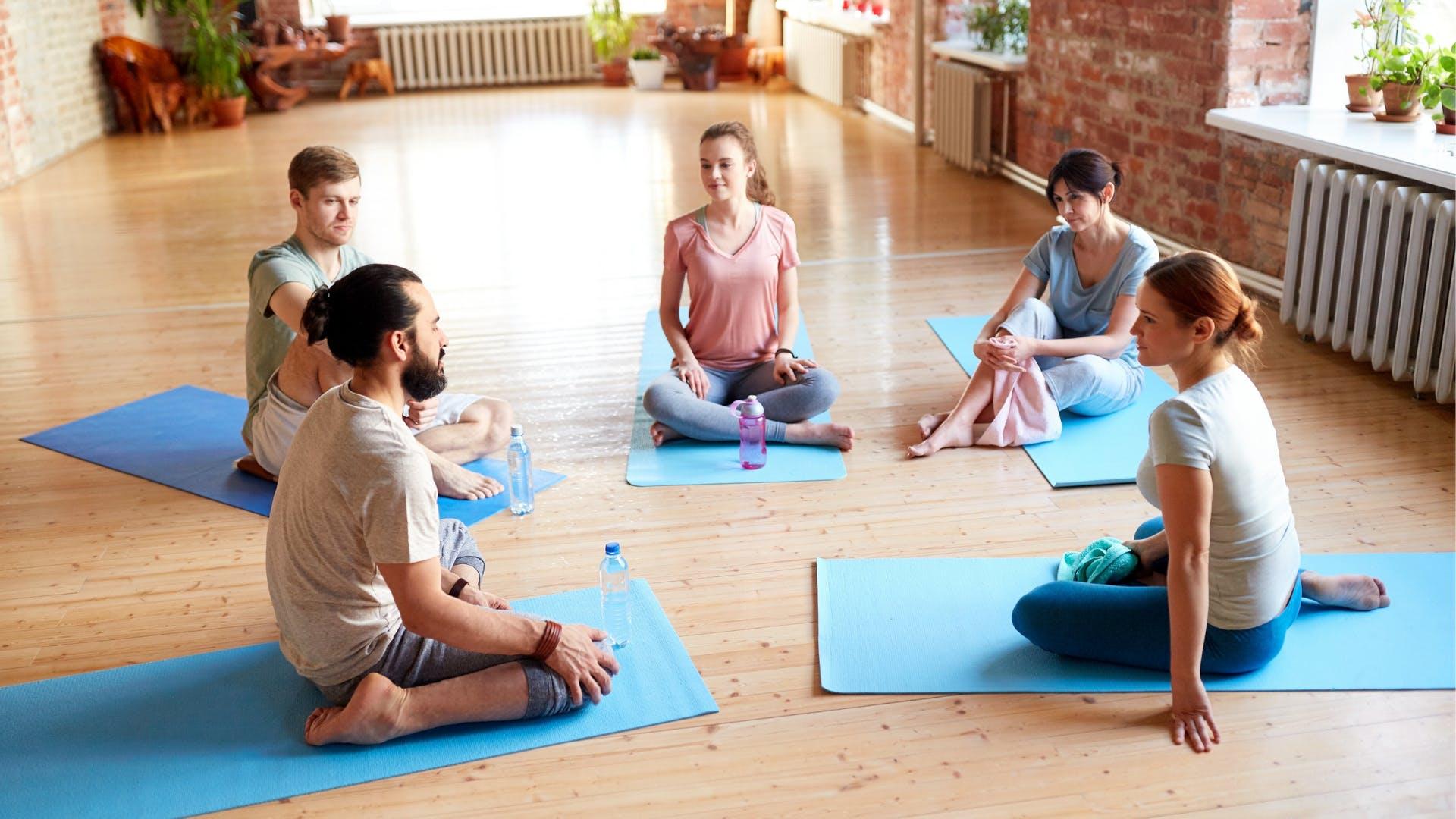 2018 Winter Yoga Gathering & Book Exchange