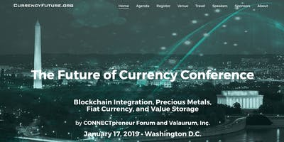 The Future of Currency Conference - Washington DC