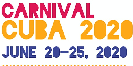 #Cuba2020 Cruise tickets