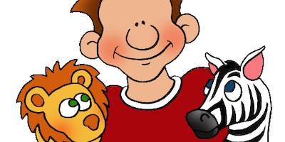 School Holidays - Puppetry skills workshop for children