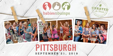 Babies & Bumps Pittsburgh 2019 tickets